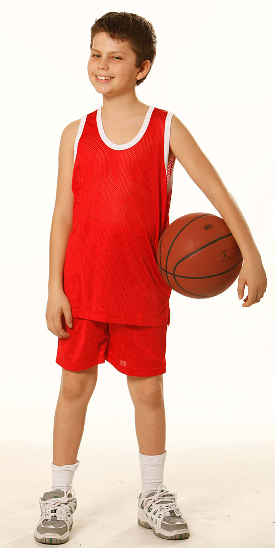 SS21K Kids' CoolDry Basketball Shorts
