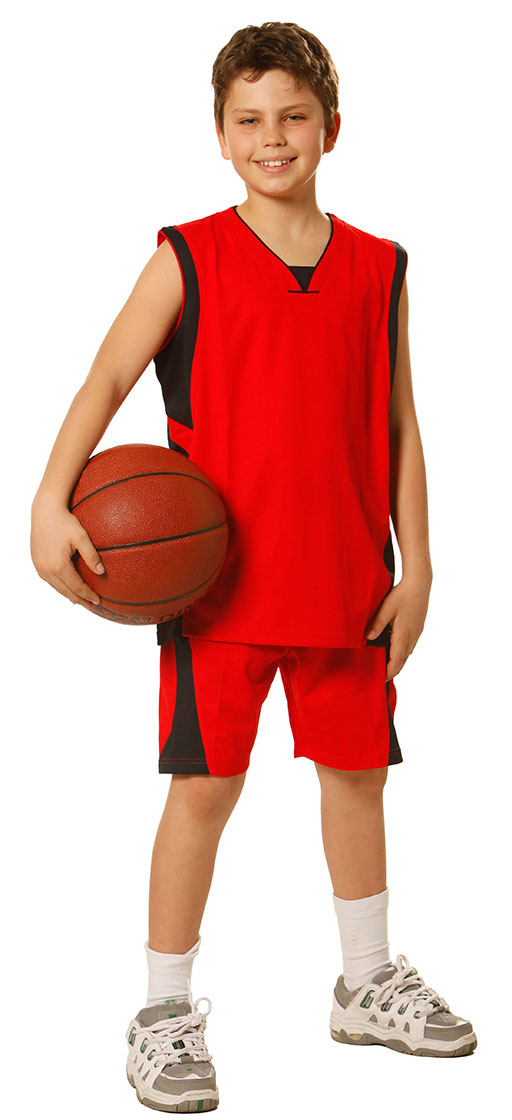 SS23K Kids'Basketball Shorts