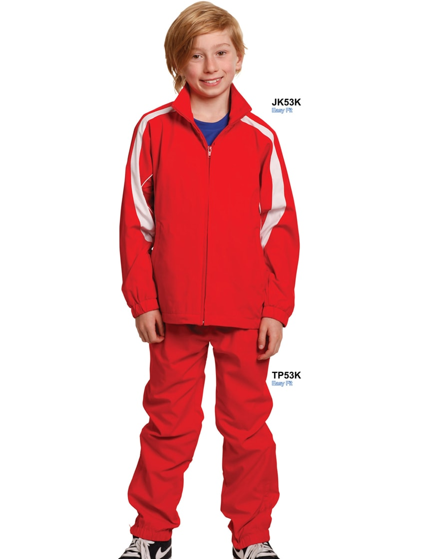 TP53Y Kids' Warm Up Pants