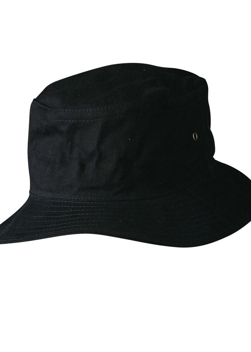 8b24d46cae8 CH29 Heavy brushed cotton bucket hat