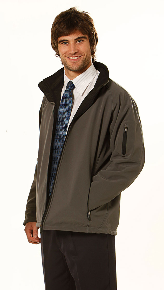 JK23 Men's SoftshellTM Hi-Tech Jacket
