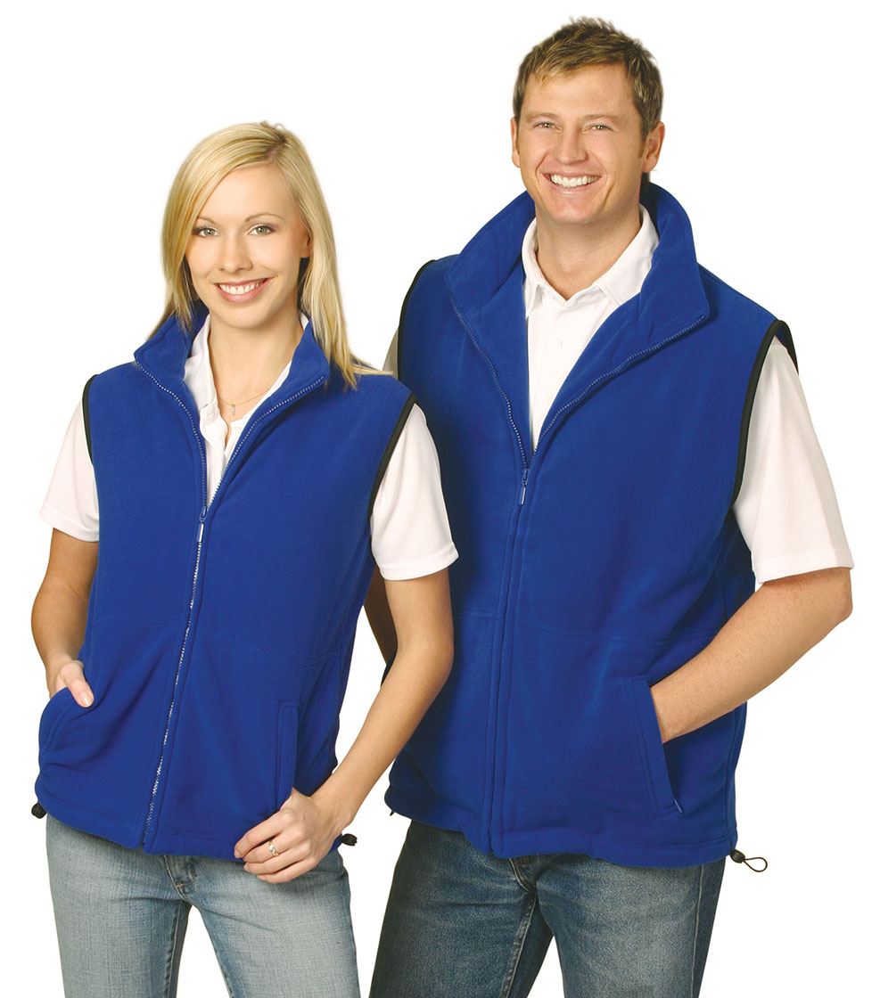 PF02 Polar Fleece Vest