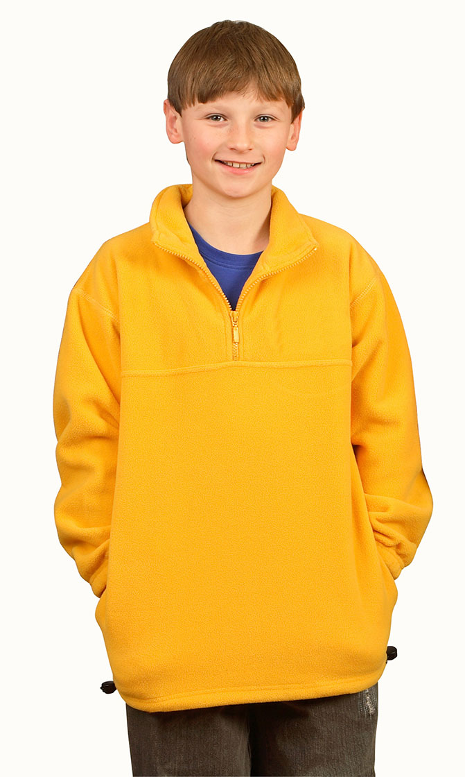 PF11 Kids' Fleece Pullover