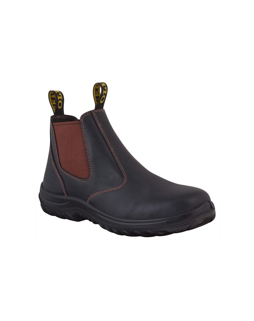 26-626 Claret Boot