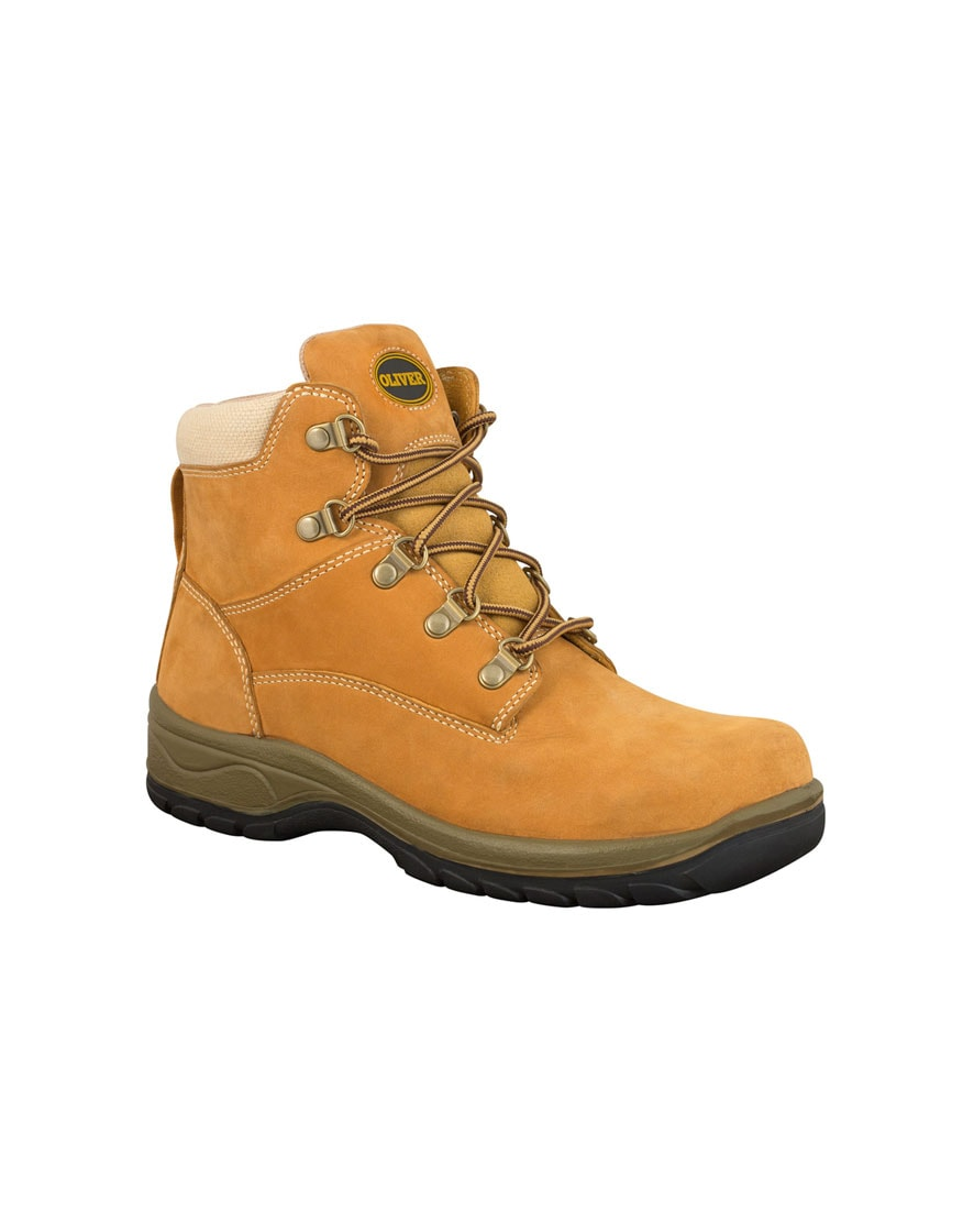 49-432 Oliver Wheat Lace Up Boot