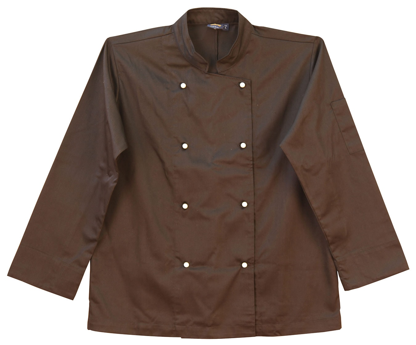CJ01 Traditional Chef's Long Sleeve Jacket