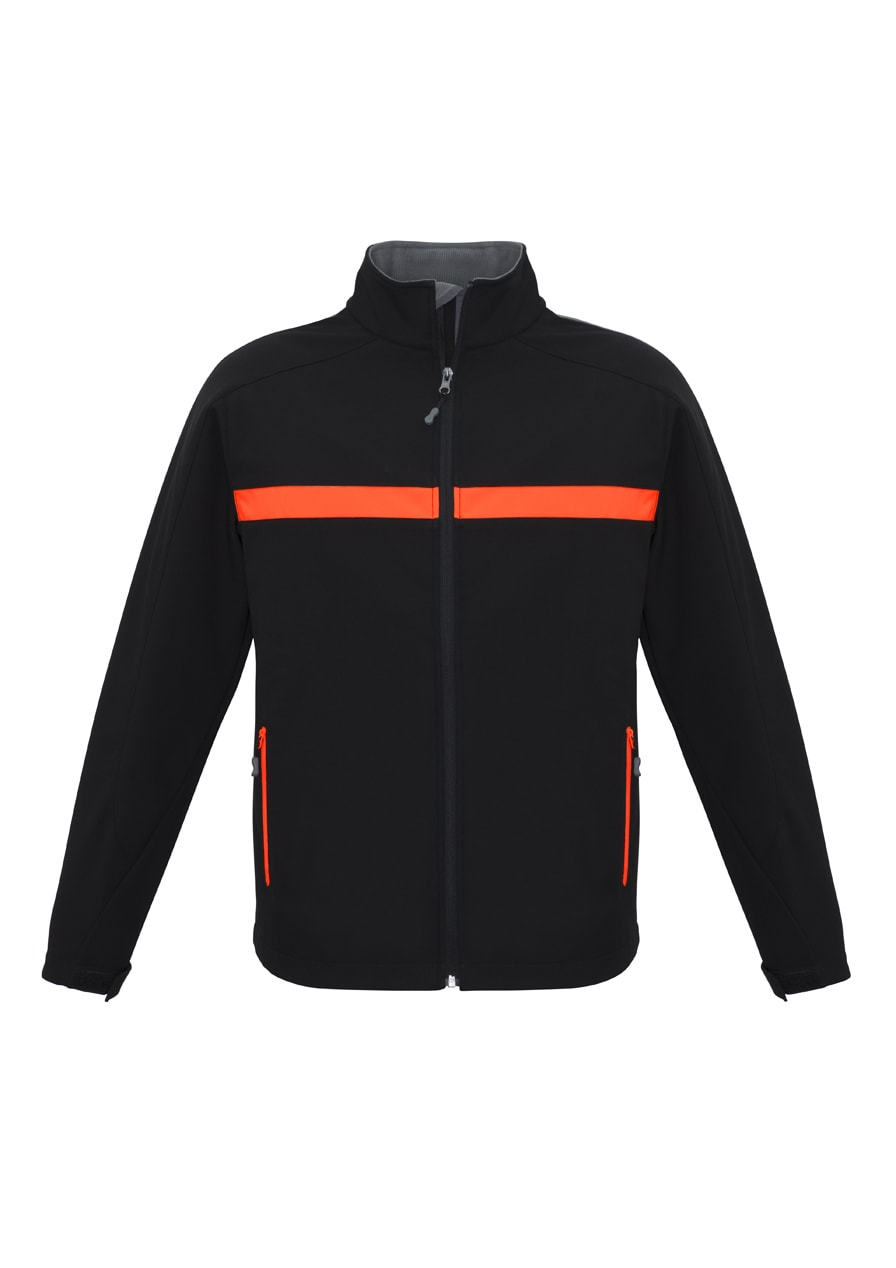 J510M Unisex Charger Soft Shell Jacket