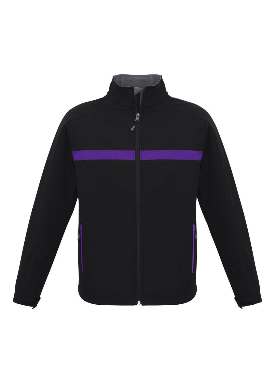 J510M BlackPurple Jacket