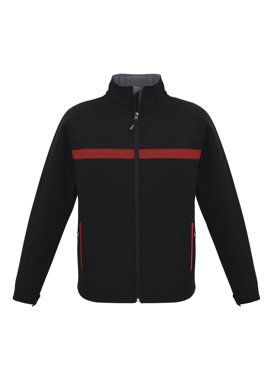 J510M BlackRed Jacket
