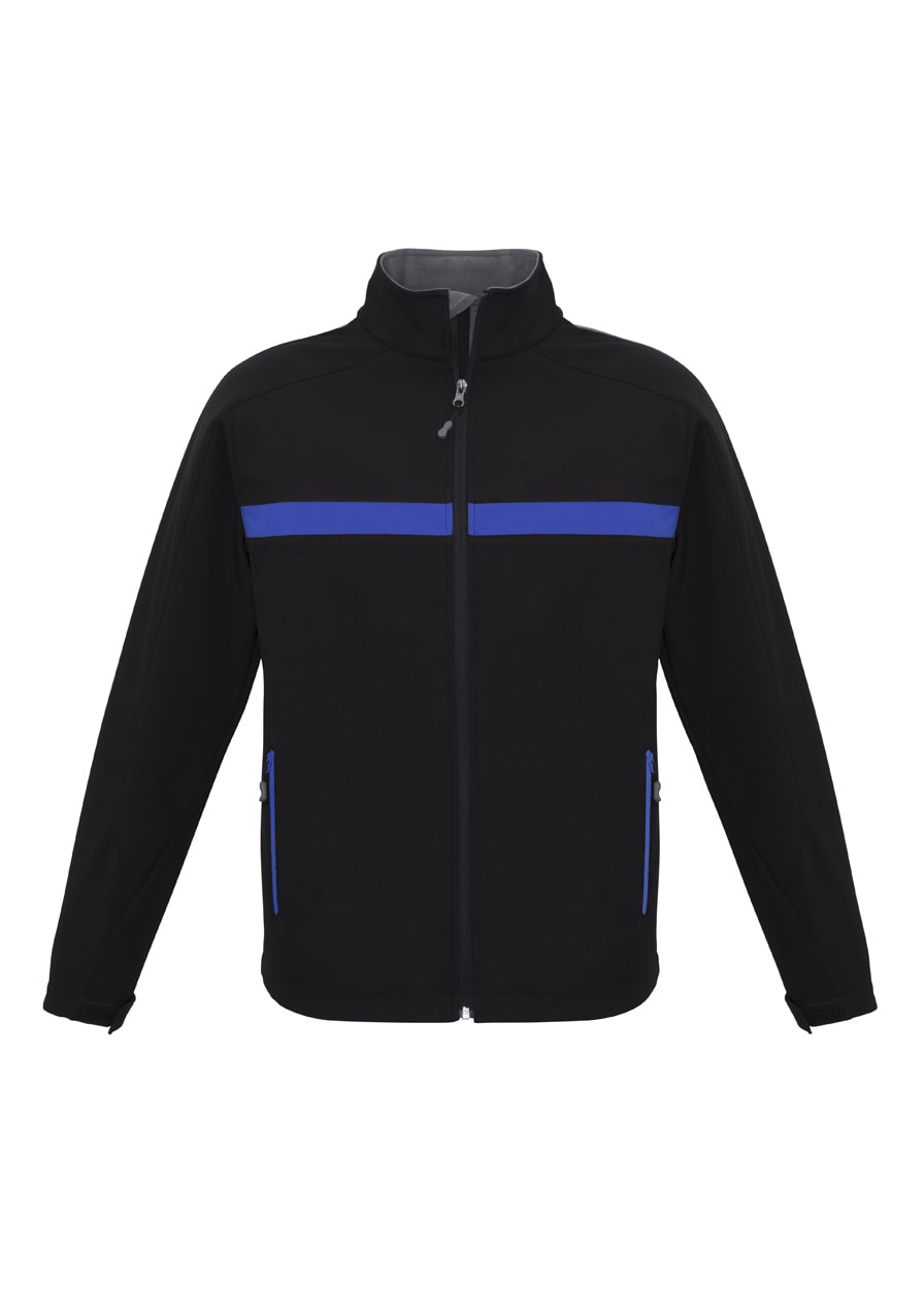 J510M BlackRoyal Unisex Jacket