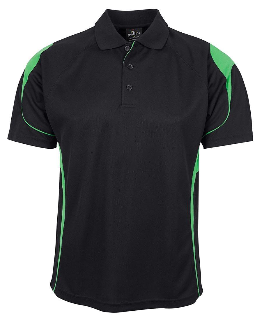 7bel Black Pea Green
